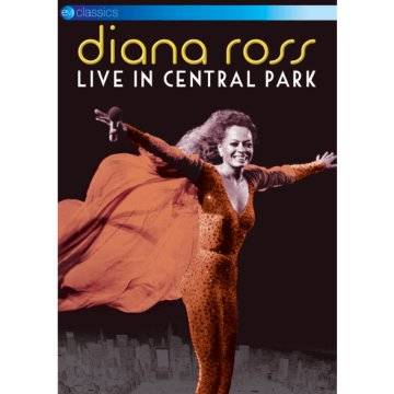 Live In Central Park DVD