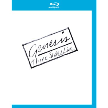 Three Sides Live 1981 Blu-ray