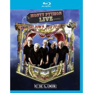 Monty Python - Live - Mostly One Down Five to Go Blu-ray