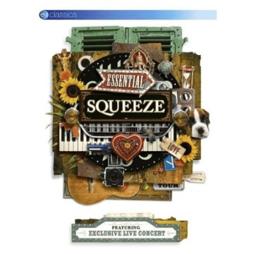 Essential Squeeze DVD