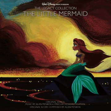 The Little Mermaid (A kis hableány) CD