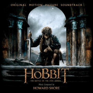 The Hobbit - The Battle Of The Five Armies (A hobbit - Az öt sereg csatája) CD
