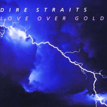 Love Over Gold LP