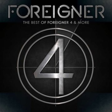 The Best Of Foreigner 4 And More CD