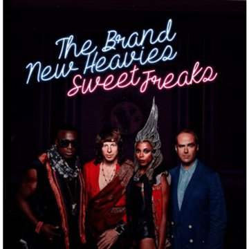 Sweet Freaks CD