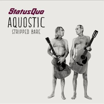 Aquostic - Stripped Bare CD