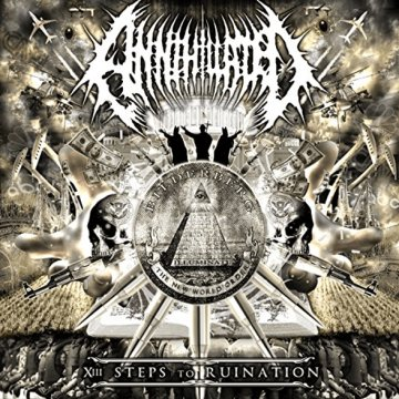 XIII Steps To Ruination CD
