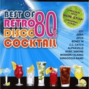 Best of Disco 80's Cocktail CD