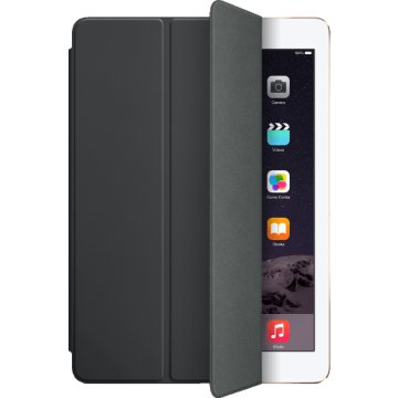 iPad Air 2 Smart Cover, fekete (mgtm2zm/a)