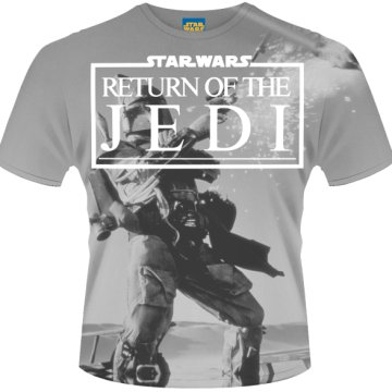 Star Wars - Return of the jedi T-Shirt XXL