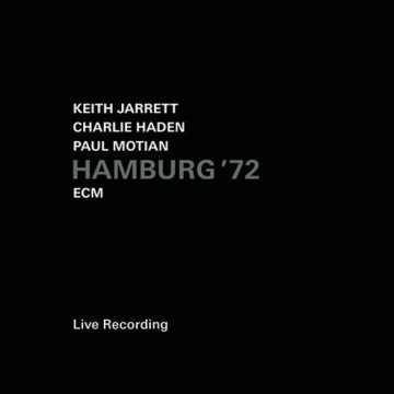 Hamburg '72 CD