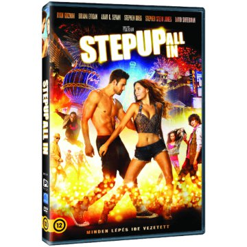 Step Up - All In DVD