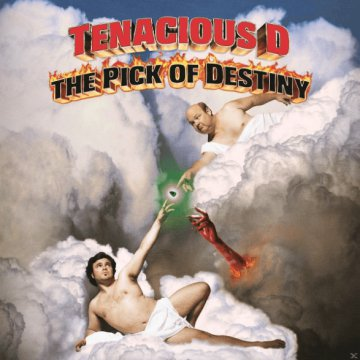 The Pick Of Destiny (Deluxe Edition) (Tenacious D, avagy a kerek rockerek) LP