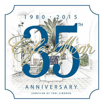 Café del Mar 35th Anniversary CD