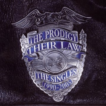 Their Law - Singles 1990-2005 (Best Of) CD