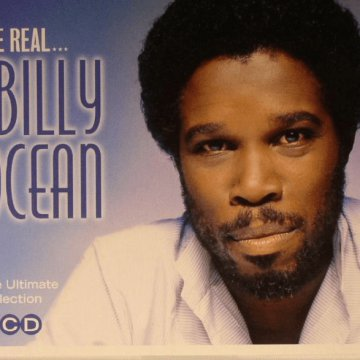 The Real...Billy Ocean CD