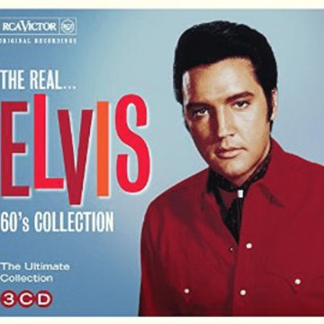 The Real...Elvis Presley CD