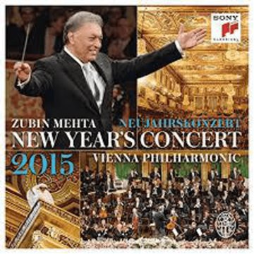 New Year's Concert 2015 CD