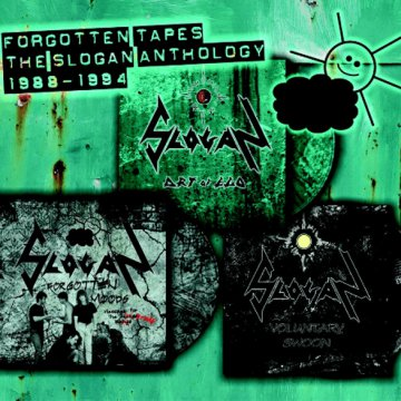 Forgotten Tapes - The Slogan Anthology 1988–1994 (Box Set) CD