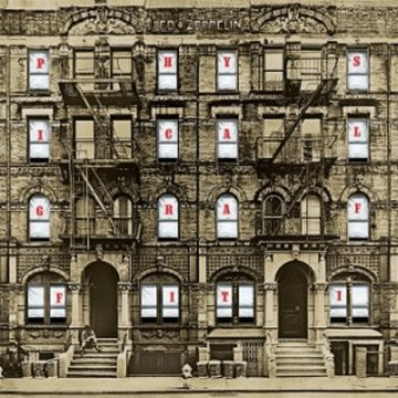 Physical Graffiti (Deluxe Edition Remastered) LP