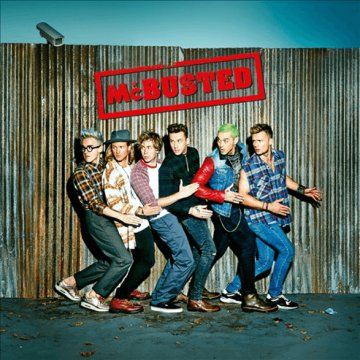 Mcbusted CD