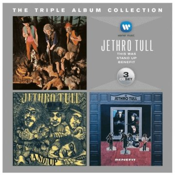 The Triple Album Collection CD