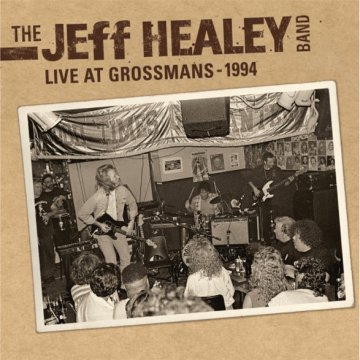 Live at Grossman's 1994 LP