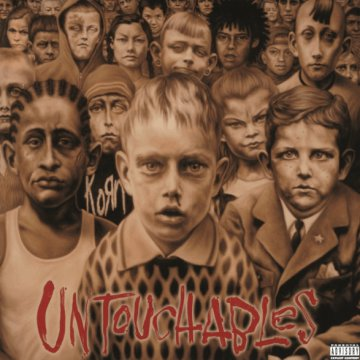 Untouchables LP