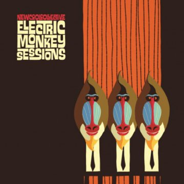 Electric Monkey Sessions LP