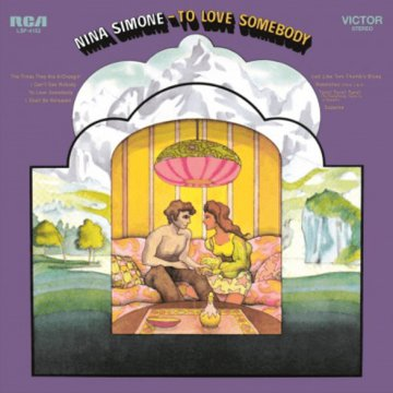 To Love Somebody LP