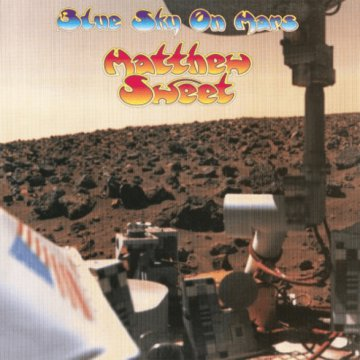 Blue Sky On Mars LP