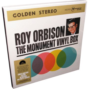 The Monument Vinyl Box (Limited Numbered Edition) LP