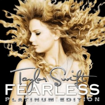 Fearless (Platinum Deluxe Edition) CD+DVD