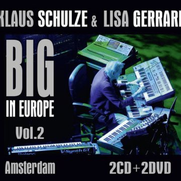 Big in Europe Vol.2 - Amsterdam CD+DVD