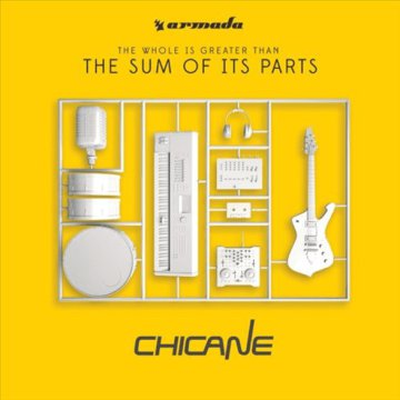 The Whole Is Greater Than The Sum Of Its Parts CD