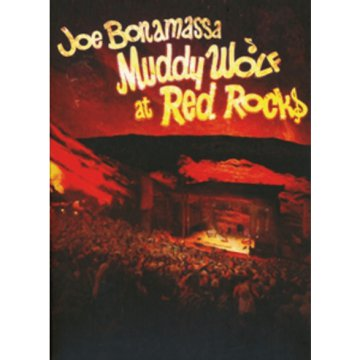 Muddy Wolf at Red Rocks DVD