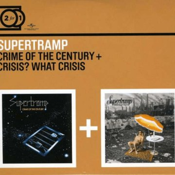 Crime of The Century / Crisis? What Crisis CD