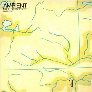 Ambient 1 -  Music For Airports CD