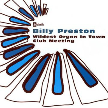 Wildest Organ In Town - Club Meeting CD