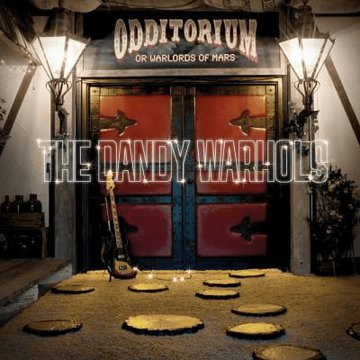 Odditorium Or Warlords Of Mars CD
