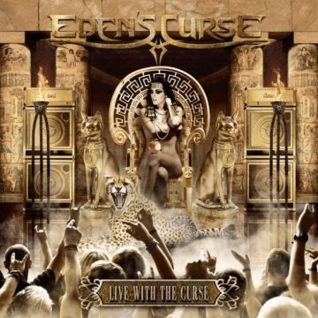 Live With The Curse CD