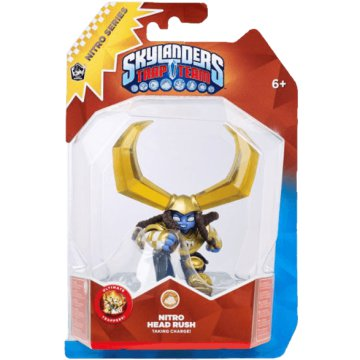 Skylanders Trap Team: Nitro Head Rush (játékfigura)