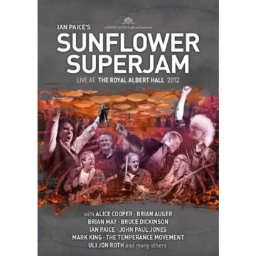 Ian Paice's Sunflower Superjam - Live at the Royal Albert Hall 2012 DVD+CD