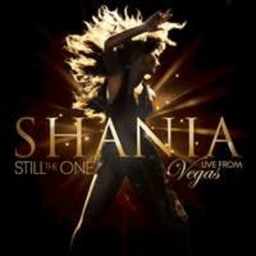 Shania - Still The One - Live From Vegas CD