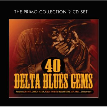 40 Delta Blues Gems CD