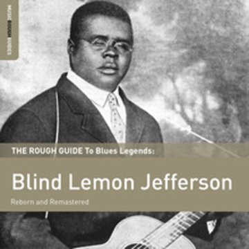 The Rough Guide To Blues Legends - Blind Lemon ... (Reborn and Remastered) (Limited Edition) LP