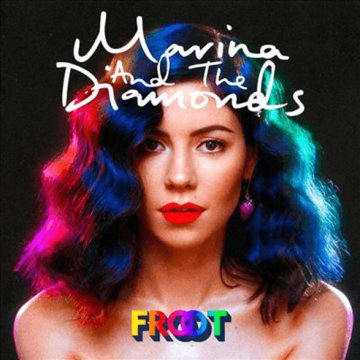 Froot CD