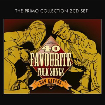 40 Favourite Folk Songs CD