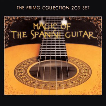 Magic of the Spanish Guitar CD
