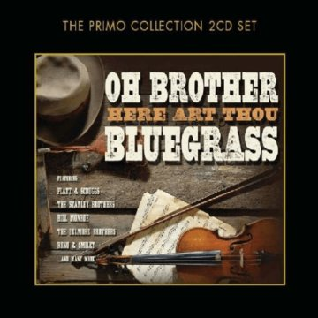 Oh Brother Here Art Thou Bluegrass CD